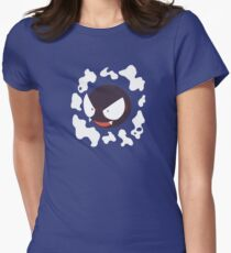 Spooky Gas Women's Fitted T-Shirt