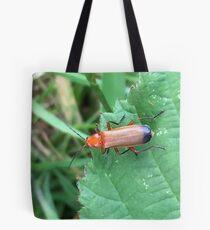 Soldier Beetle Tote Bag