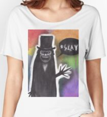 Babadook #SLAY Women's Relaxed Fit T-Shirt
