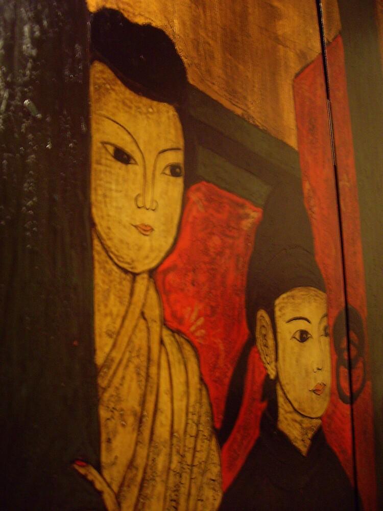 Oriental Series10 by kerry625