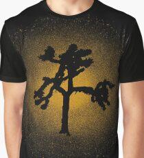 Joshua Tree Gold 30th Graphic T-Shirt
