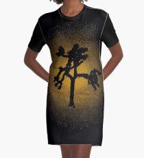 Joshua Tree Gold 30th Graphic T-Shirt Dress