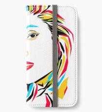 Salma Hayek iPhone Wallet/Case/Skin