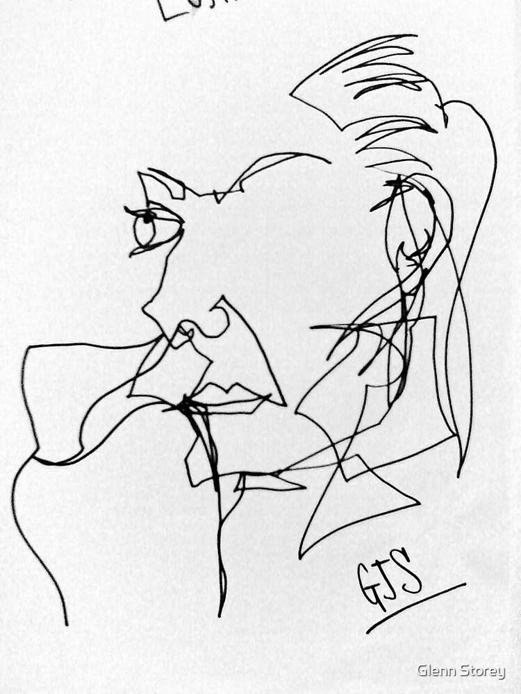 Lisa.1 by Glenn Storey