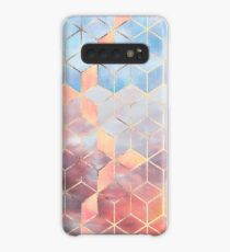 Magic Sky Cubes Case/Skin for Samsung Galaxy
