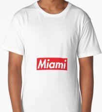 Miami Supreme Long T-Shirt