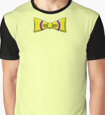 Intersex Pride Bowtie Graphic T-Shirt