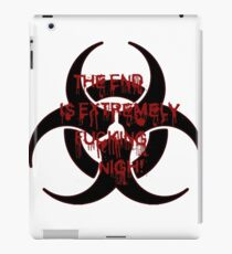 Zombie Infection iPad Case/Skin
