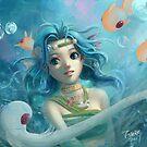 Mermaid by furea
