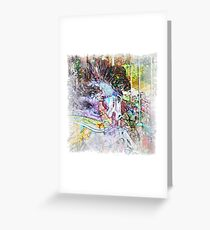 The Atlas Of Dreams - Color Plate 83 Greeting Card