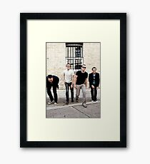 Echo Thieves Framed Print