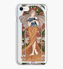 Art noveau, Historia del Arte contemporaneo iPhone Case/Skin