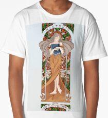 Art noveau, Historia del Arte contemporaneo Long T-Shirt