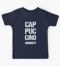 Cappuccino Addict Kids Clothes