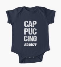 Cappuccino Addict Kids Clothes
