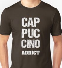 Cappuccino Addict T-Shirt