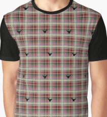 Plaid - with Chihuahua  - Mix n' Match  Graphic T-Shirt