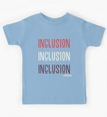 Inclusion Cubed Kids Tee