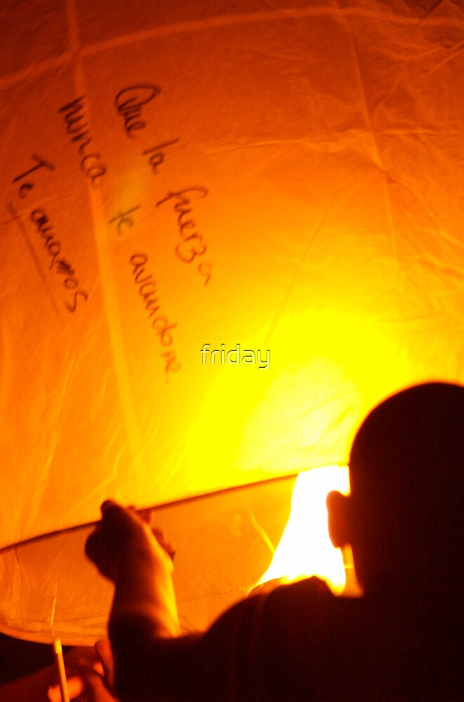 te amamos  by friday