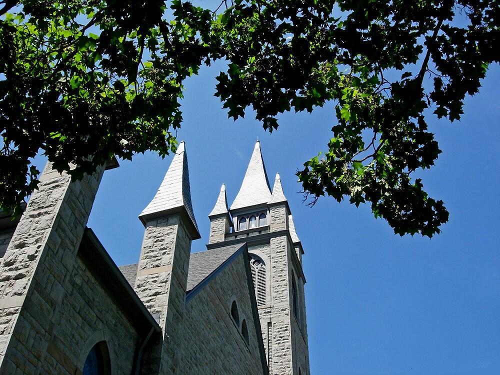 Granville Church by terrylazar