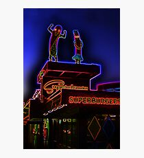 dawg house Photographic Print