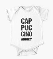 Cappuccino Addict Too Kids Clothes