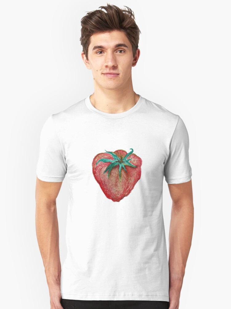 Strawberry Unisex T-Shirt Front