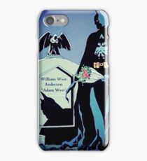 william west rip iPhone Case/Skin