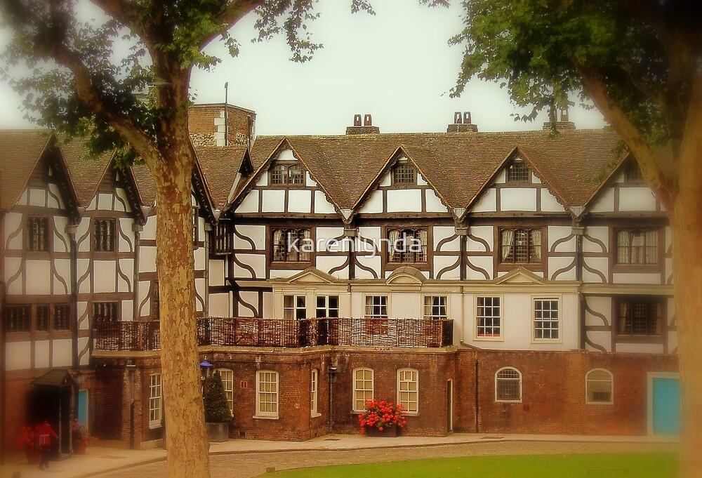 Queens House  by karenlynda