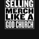 """H3H3 Jake Paul """"Merch verkaufen wie eine Gott-Kirche"""" -Logo von Doge21"""