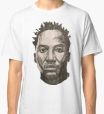 Q Tip From A Tribe Called Quest Classic T-Shirt