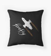 Firefly Class Vessel Throw Pillow
