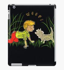 woof woof! iPad Case/Skin