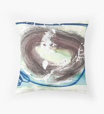painting 194 Throw Pillow