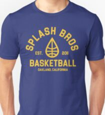 Splash Bros Basketball 2 Unisex T-Shirt