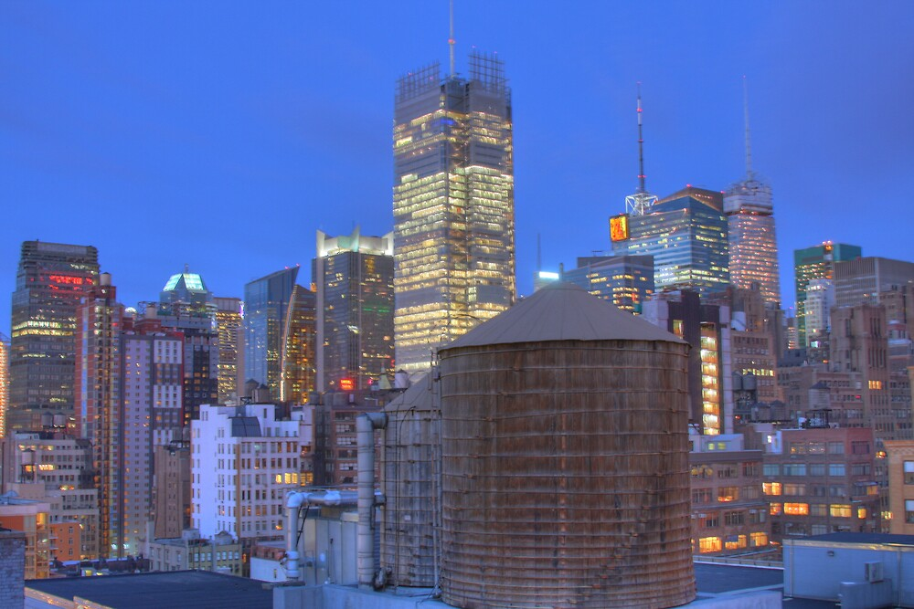 Manhattan by SinaStraub