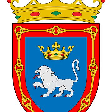 Coat of Arms of Pamplona, Spain by Tonbbo
