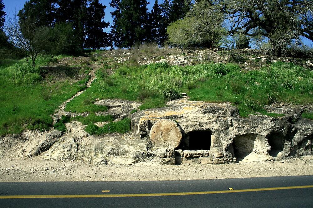 Servant Tomb by Jane Sampson