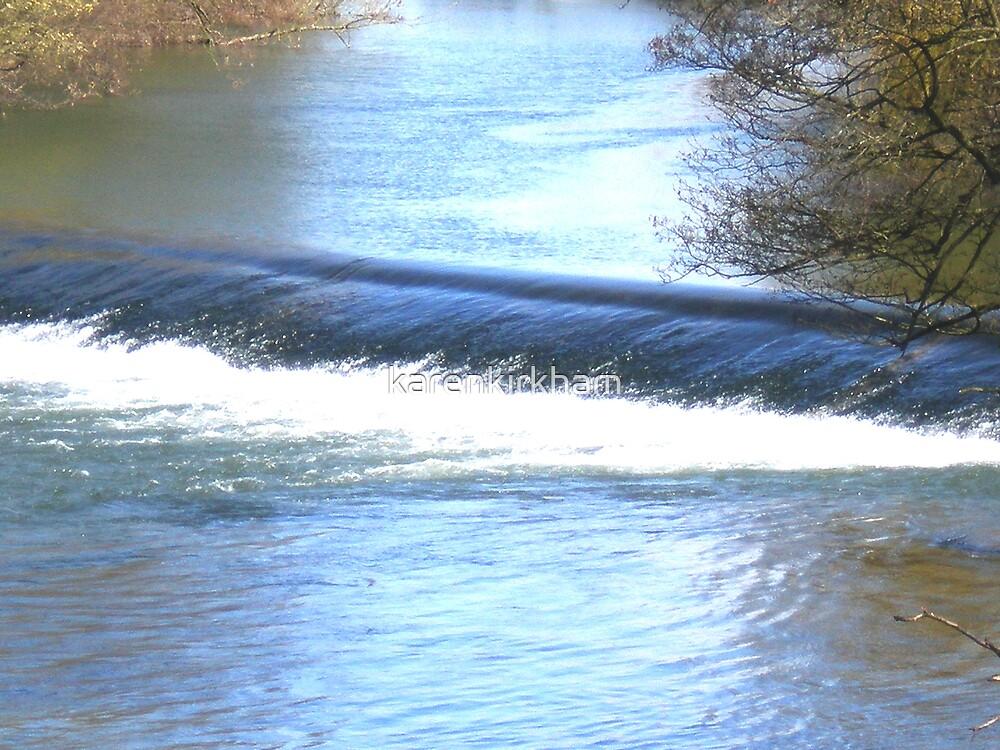 River Severn by karenkirkham