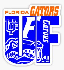 Florida Gators,UF ,university of florida gators Sticker