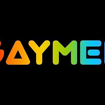 Gaymer by SheriffBear