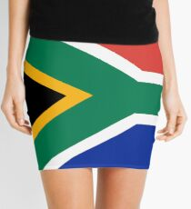 South Africa Flag - African Rugby Springboks, Sticker Duvet Bedspread T-Shirt Mini Skirt