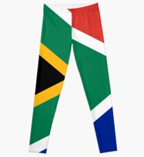 South Africa Flag - African Rugby Springboks, Sticker Duvet Bedspread T-Shirt Leggings