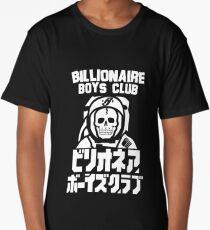 boy billionaire Long T-Shirt