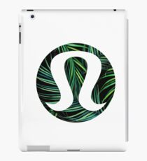 Lulu Tropical Tree Leaves iPad Case/Skin
