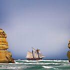0941 The Ghost Ship  by Hans Kawitzki