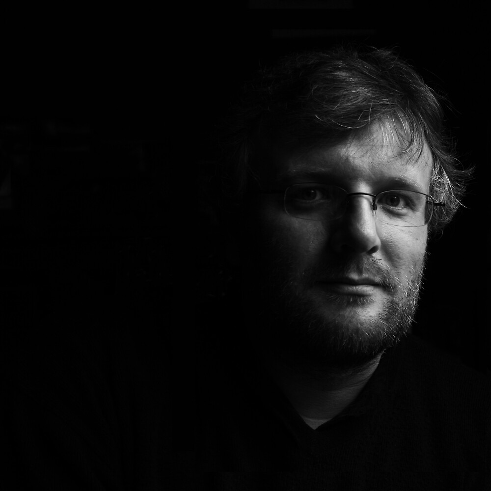 Self-Portrait by David Pearson