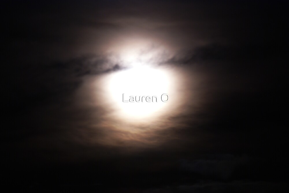 Moon by Lauren O