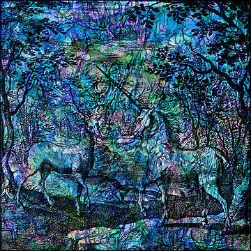 "Alchemical Secrets - ""The Stag And The Unicorn"" by RichardMaier"