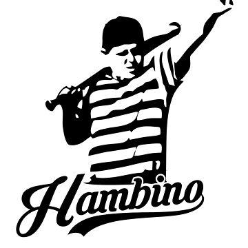 Great Hambino Shirt by CaseDesign